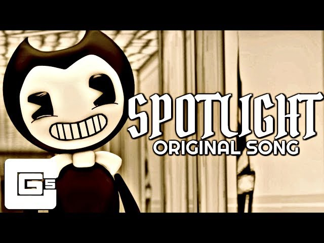 BENDY AND THE INK MACHINE SONG ▶ Spotlight (ft. CK9C) [SFM]   CG5