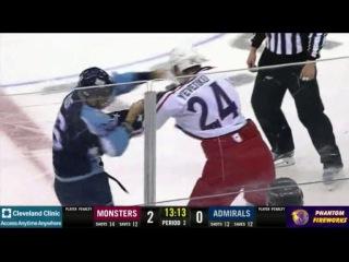 Cody Bass vs Oleg Yevenko Dec 2, 2016
