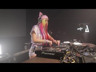 Marika Rossa: closing set at Contact Festival Munich in Zenith hallen, Germany