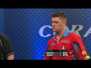 Mark Webster vs Daryl Gurney (Coral UK Open 2017 / Round 4)