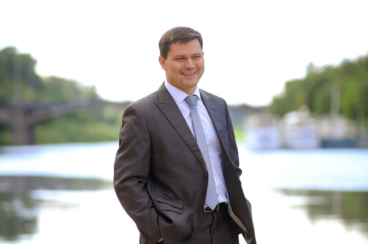 Мэр Вологды занял первое место в медиарейтинге глав СЗФО