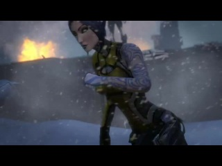 Borderlands Maya cool Babe