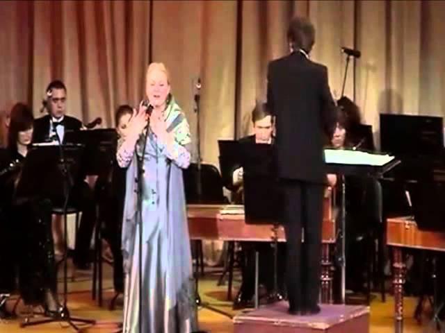 ЧТО ГОРИТ ГОРИТ Поёт ТАТЬЯНА ПЕТРОВА Вечер памяти Ефросинии Московской