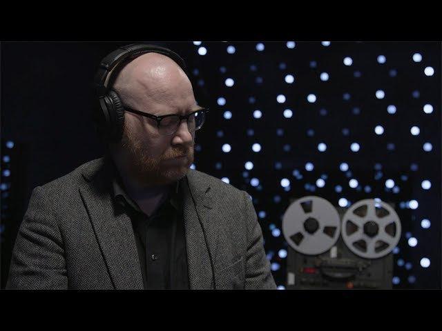Jóhann Jóhannsson - A Song for Europa (Live on KEXP)