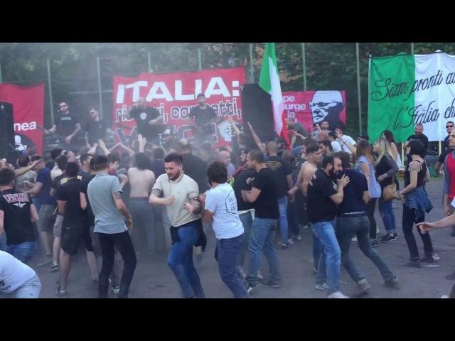 Bronson Black Flag live Tana delle tigri VIII 21 05 2016