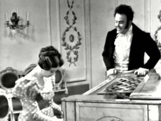 """Шуберт Франц - """"Серенада"""", фрагмент из телеспектакля """"Неоконченная симфония"""" (1968)"""