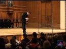 Bach. Sonatas and Partitas for violin solo. Part 2. Kristof Barati