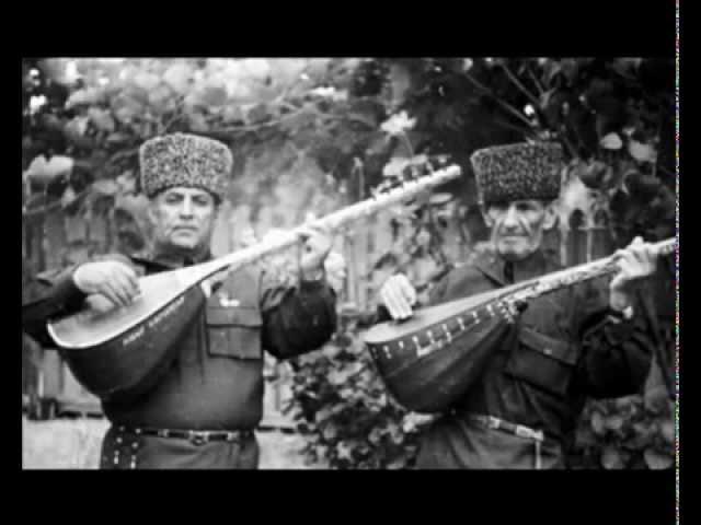 ASHIQ AMRAH ve ASHIQ KAMANDAR-SHAHSEVENI