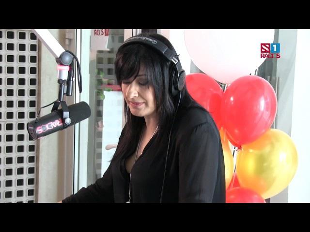 Radio S Kaliopi peva Kestene na makedonskom