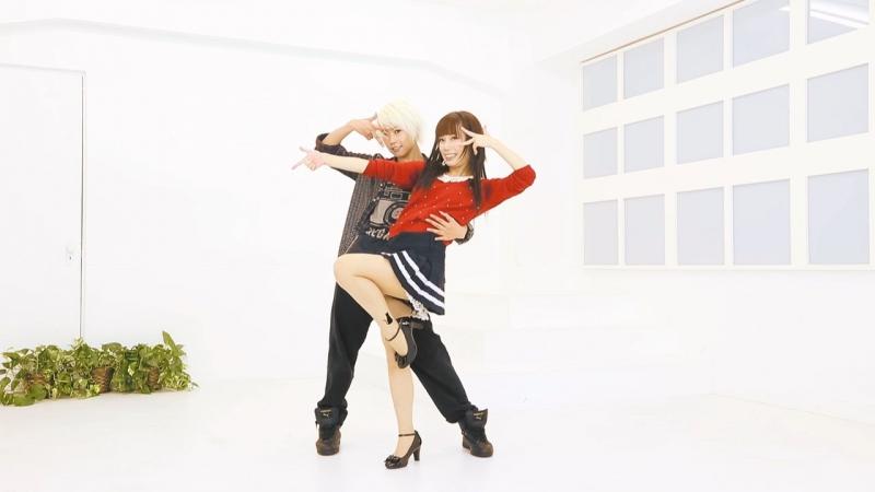 Miume×Kozue Koi wa Kimagure Illusion Danced it sm19113161