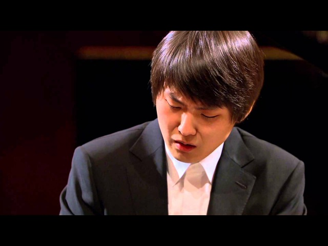 Seong-Jin Cho – Ballade in F major Op. 38 (second stage)