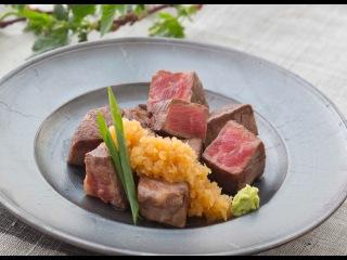 /Japanese wagyu Diced Beef Steak