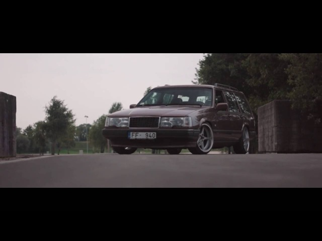 Volvo 945 940 turbo B230ft TB 58 Ocean MK18 Turbobrick redblock swedishmetal stance