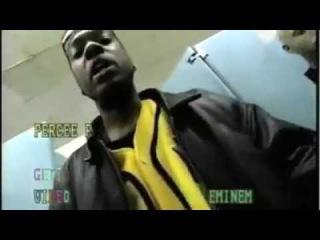 Old freestyle Eminem & percee P