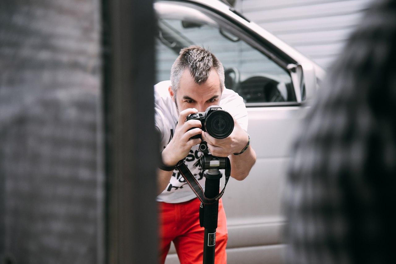 как собрать клиентуру репортажному фотографу находится