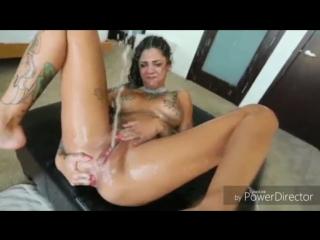 [сквирт струйный оргазм мастурбирует ] anal squirt and orgasm compilation hd