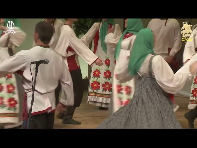 Pyatnitsky Russian Folk Chorus Во саду ли в огороде