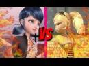 Клип леди баг Брюнетка vs Блондинка ♡ Lady Keisi ♡