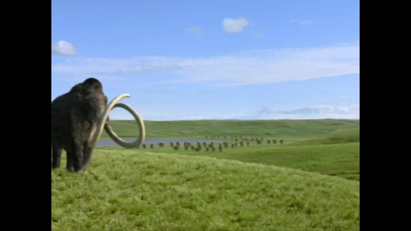Прогулки с чудовищами Эпизод 6 Путешествие мамонта BBC 2001