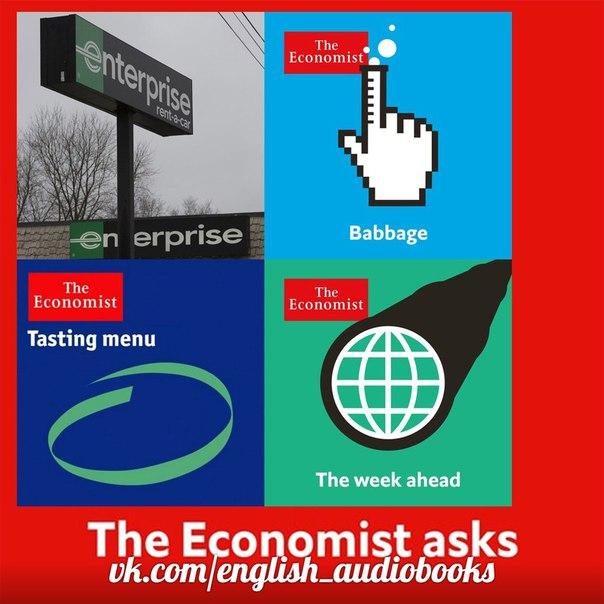The Economist Radio - 2018-03-05