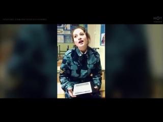 Офигенный голос. Девушка красиво поет Когда мы были на войне. ( HOT VIDEOS _ Смо
