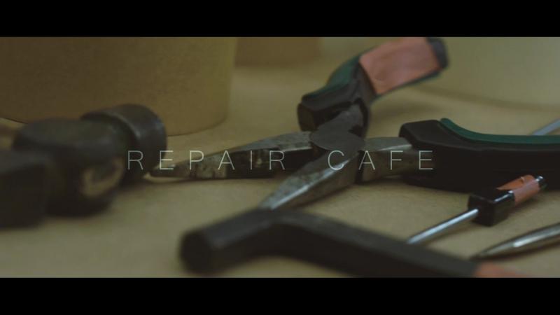 Repair cafe в Перми 13 мая 2017