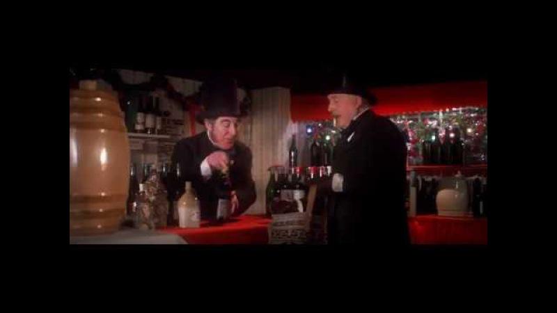 Фэнтези «Скрудж» (Чарльз Диккенс «Рождественская песнь в прозе») Scrooge 1970