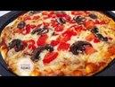 Temel Pizza Hamuru ve Sosu herşeyi anlattım Tadimiz Tuzumuz