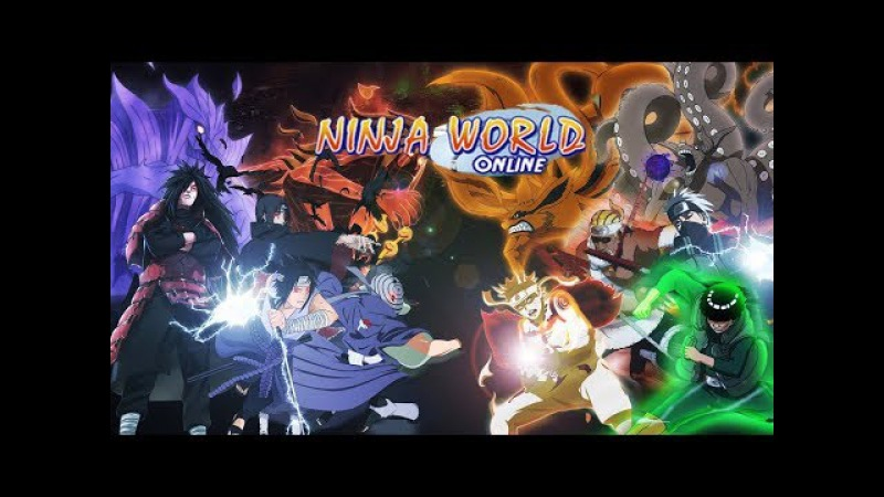Ninja World : Opogame : s341 Хаширама 5