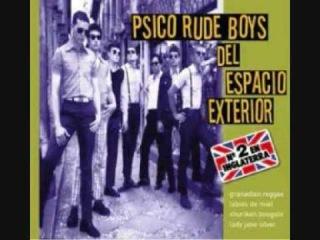 Granadian Reggae - Los Psico Rude Boys Del Espacio Exterior