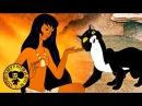 Кот, который гулял сам по себе | Советский мультфильм-сказка про древнего человека и животных
