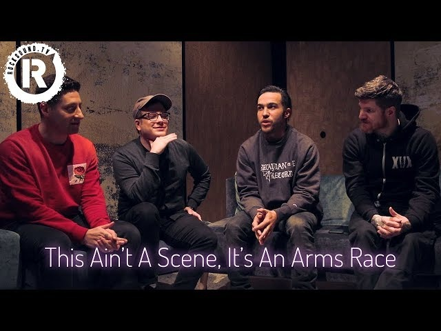 Fall Out Boy This Ain't A Scene It's An Arms Race Video History