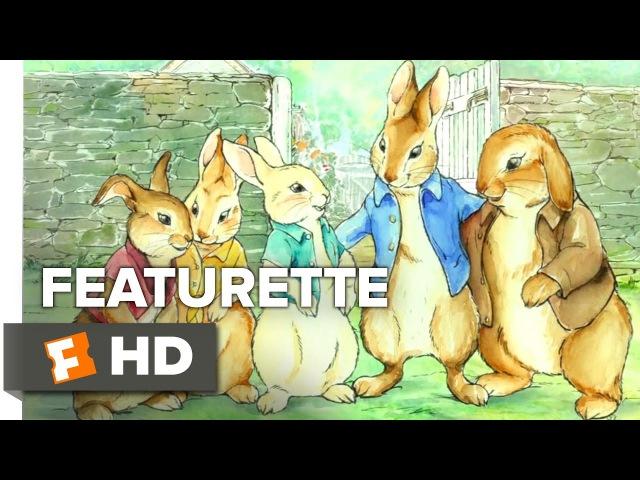 Приключения кролика Питера о мире сказок Беатрикс Поттер