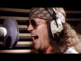 Ian Gillan & Brian May & Roger Taylor & Tony Iommi & David Gilmour & Bruce Dickinson - Smoke On The Water (1988) ᴴᴰ