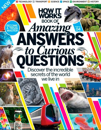 How It Works - Book Of Amazing Answers To Curious Questions Volume 4-P2P