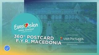 360 Lisboa – Eye Cue's Postcard  Eurovision 2018