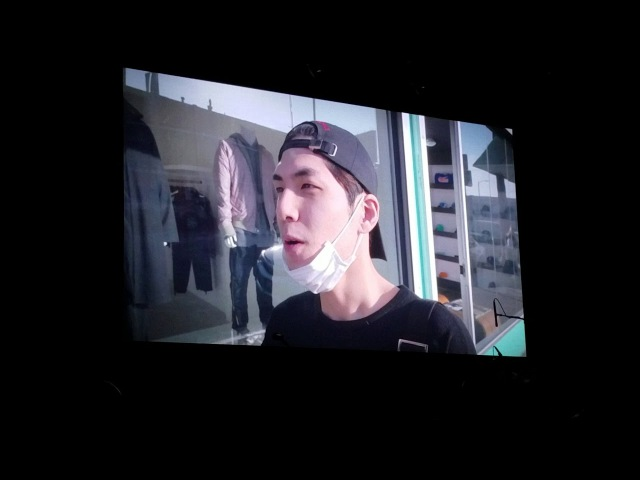 171020 DAY6 in LA - VCR (DAY6 at Melrose, Hollywood Walk of Fame)