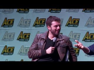 Captain America Panel at ACE Comic Con Arizona w/Chris Evans, Sebastian Stan & Anthony Mackie