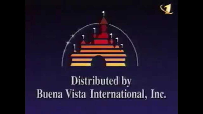 Окончание Дисней Клуб ОРТ Первый канал 1998 2008