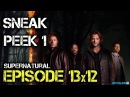 Supernatural 13x12 Sneak Peek Various Sundry Villains