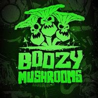 Логотип  BOOZY MUSHROOMS