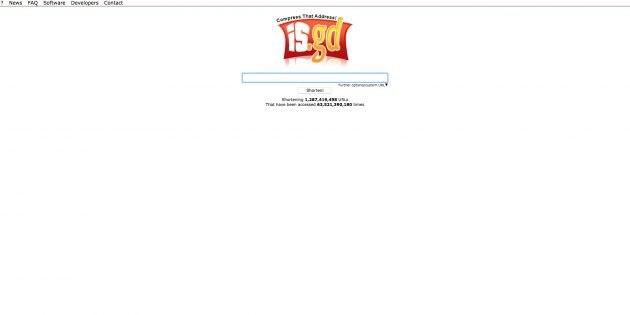 9 сокращателей ссылок на замену Goo.gl, изображение №1