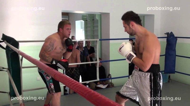 Rihards Bigis VS Platons Platonovs 05.09.2013 proboxing.eu