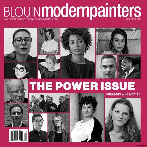 Modern Painters-December 2017