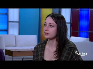 Caleb Landry Jones and Arielle Holmes - Heaven Knows What  - The Morning Show interview