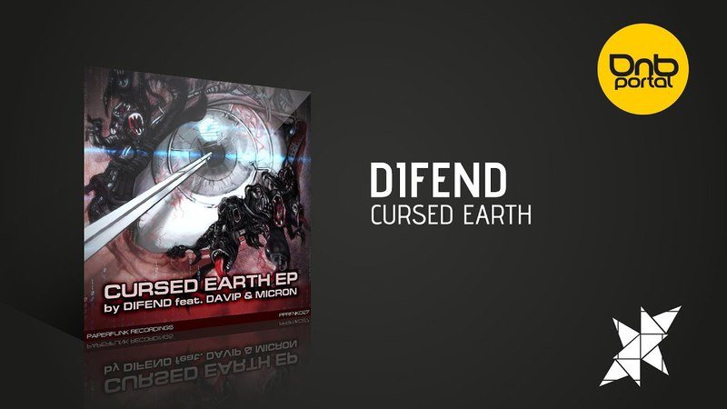 Difend Cursed Earth Paperfunk Recordings