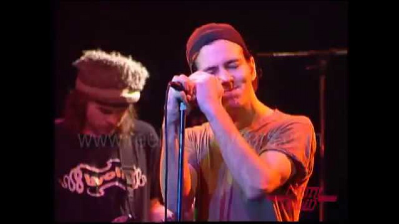 Pearl jam alive live 1992