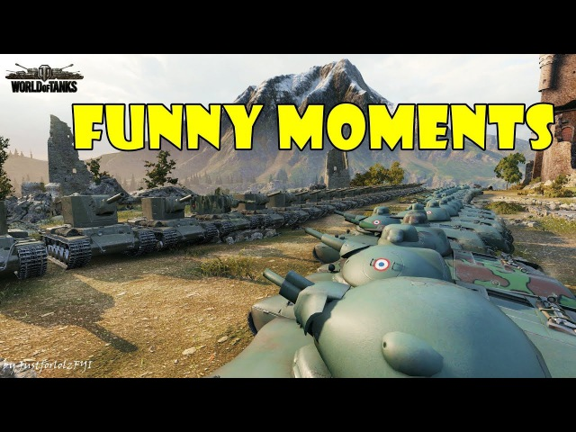 World of Tanks Funny Moments Week 2 January 2018