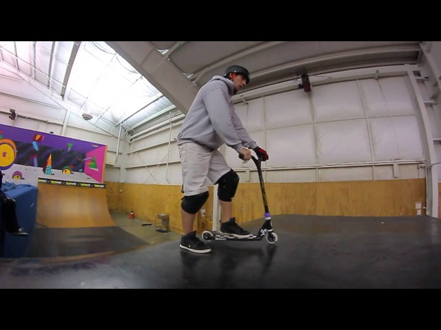 Dakota Schuetz Worlds First Flair Flat