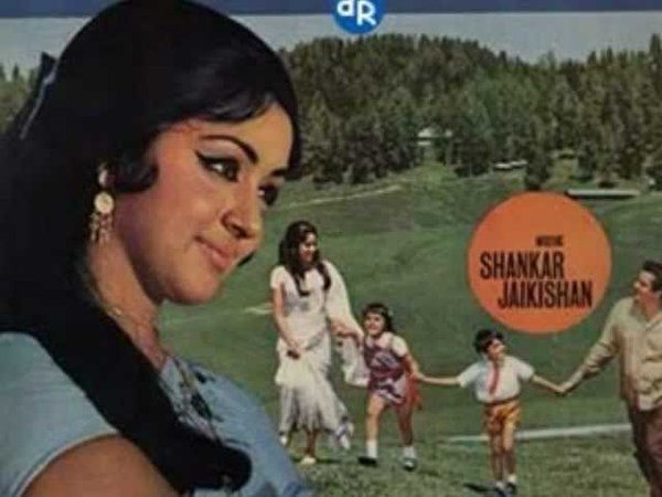 Zindagi Ek Safar Hai Suhana Eng Sub Full Song HQ With Lyrics Andaz